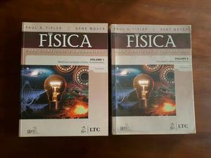 Física para Engenheiros e Cientistas Volume 1 e 2 - Tipler