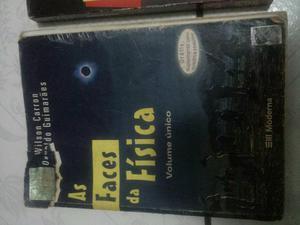 Livro de Física Volume único