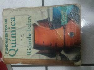 Livro de Química: Ricardo Feltre