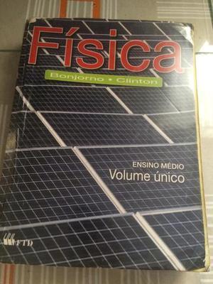 Livro didático de física