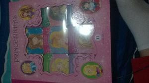Livros Cartonados Princesinhas