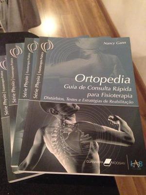 Livros Fisioterapia Ortopedia