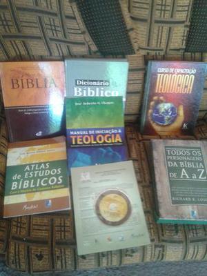 Livros de teologia