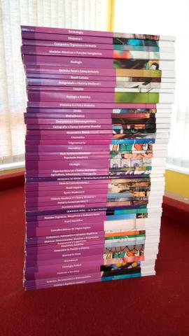 Livros pré vestibular COC