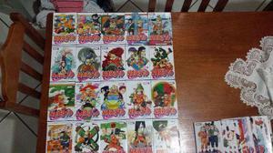Naruto Pocket 1 ao 33, mais O livro secreto