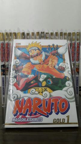 Naruto gold vol 1 ao 19