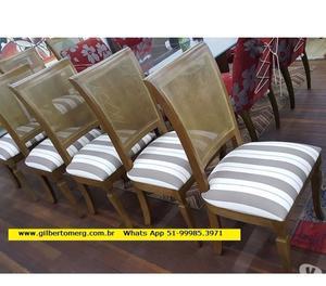 Cadeiras de madeira com braço em Porto Alegre