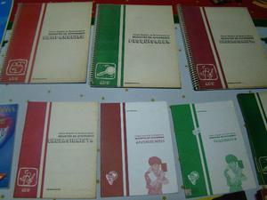 Colecao de livros para Clube dos desbravadores