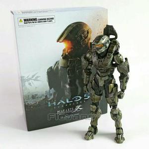 Halo 5 Guardians Play Arts Kai Master Chief Action Figure