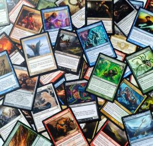 MTG / Magic The Gathering - Lote com 50 Cards Raros