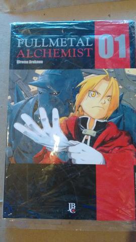 Mangá Fullmetal Alchemist Volumes