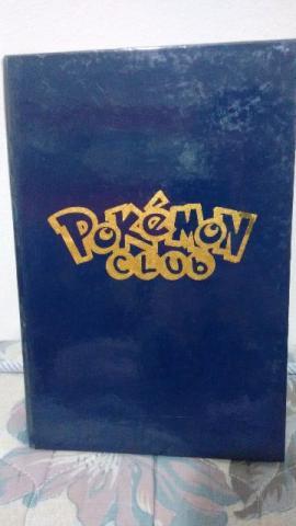 Pokemon Club - capa dura (Nr 28 a 42)