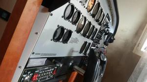 Simulador de voo Cessna 172 full Ifr