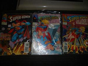 Super Homem (19 gibis anos 90)