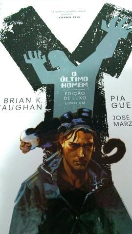 Y O Último Homem - Edição Definitiva (capa dura)
