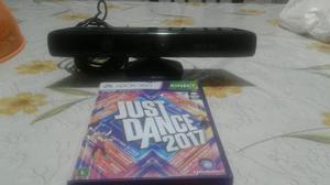 Kinect + just dance  apenas 3 x de
