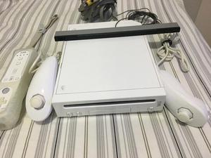Nintendo Wii + Controles + Jogos
