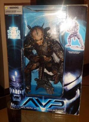 Action Figure Predador - Scar Predator - Alien Vs Predator -