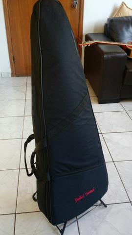 Capa almofadada nova para violão folk
