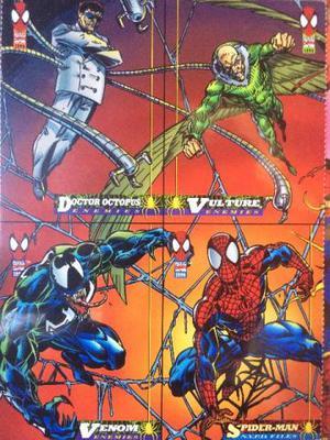 Coleção Completa Cards The Amazing Spider-Man