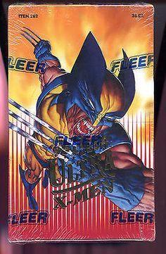 Coleção Completa Cards X-Men Fleer Ultra  Raríssimo