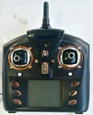 Controle do Drone WL toys v3