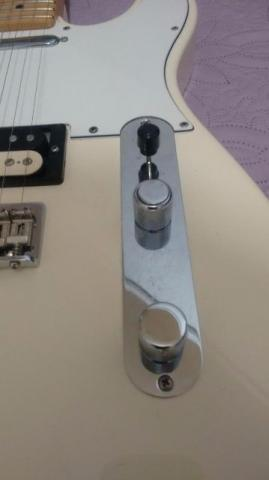 Fender telecaster hs profissional splitcoil