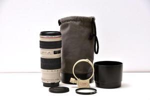 Lente Canon Ef mm 1:4 L Usm Ultrasonic