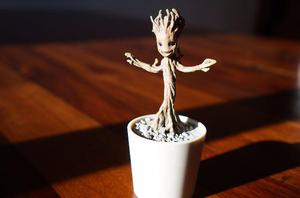 Little Groot 1/4 - Guardiões Da Galáxia - Hot Toys