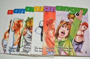 Manga Angry Completa 1 Ao 6 conrad