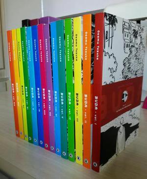 Manga Buda - Ano  - Osamu Tezuka - Coleção Completa
