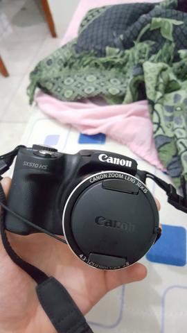 Máquina fotográfica canon sx510 hs 12.1 mp