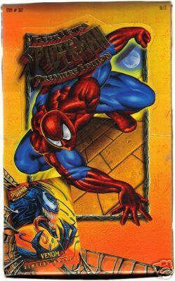 Raríssima Coleção Completa Card Fleer Ultra Spider-Man 95