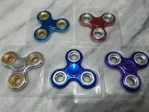 Spinner Metal 100% kit com 10