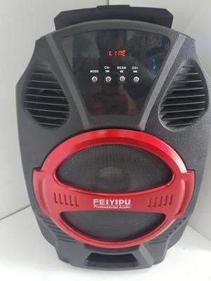 Vendemos amplificada caixa de som com 80W RMS