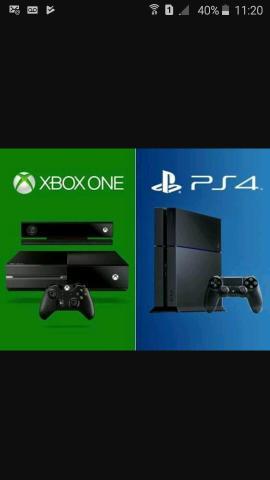 C.O.M.P.R.O seu Xbox one / Ps4