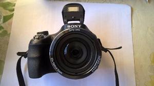 Câmera Digital Sony DSC-H MP Zoom Óptico de 63x