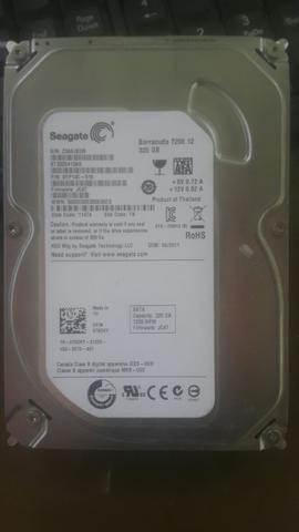 HD 320 e 500 GB