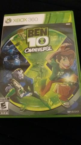 Jogo Ben 10 Omniverse xbox 360