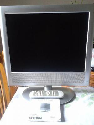 """TV 20"""" - LCD (800 X 600 pixels) - 20DL74 LCD - Semp Toshiba"""