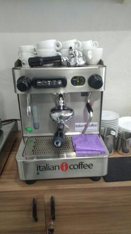 Maquina de Café Espresso Profissional + Moedor Italian