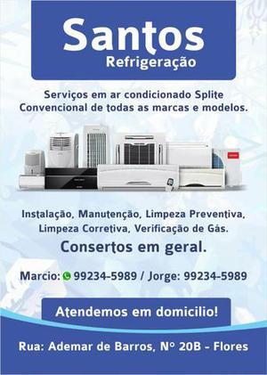 Santos refrigeração