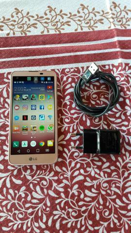 LG x screen 4g 16gb 2gb de ram top trocoo ou vendoo leia