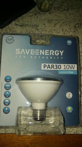 Lampada de led par w. 75w