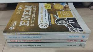 Livros didáticos para ENEM