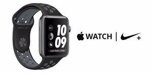 Relógio Apple Watch 2 Nike+ Serie 2 Preto Novo Pronta