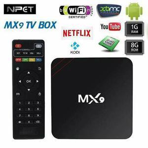 Smart Box Android Tv MxQ 4K Ott Tv Box Kodi Netflix Youtube