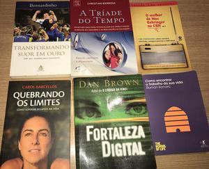 Vendo livros 10 reais