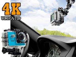 Câmera Filmadora Veicular Automotiva Hd p, 2K e 4K +