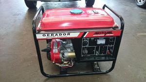 Gerador Motomil MG- CLE Partida Elétrica - sem uso